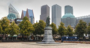 plein in den haag, foto uit shared domain Wikipedia