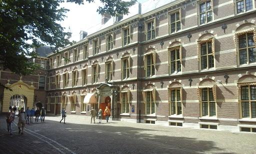 binnenhof parlement